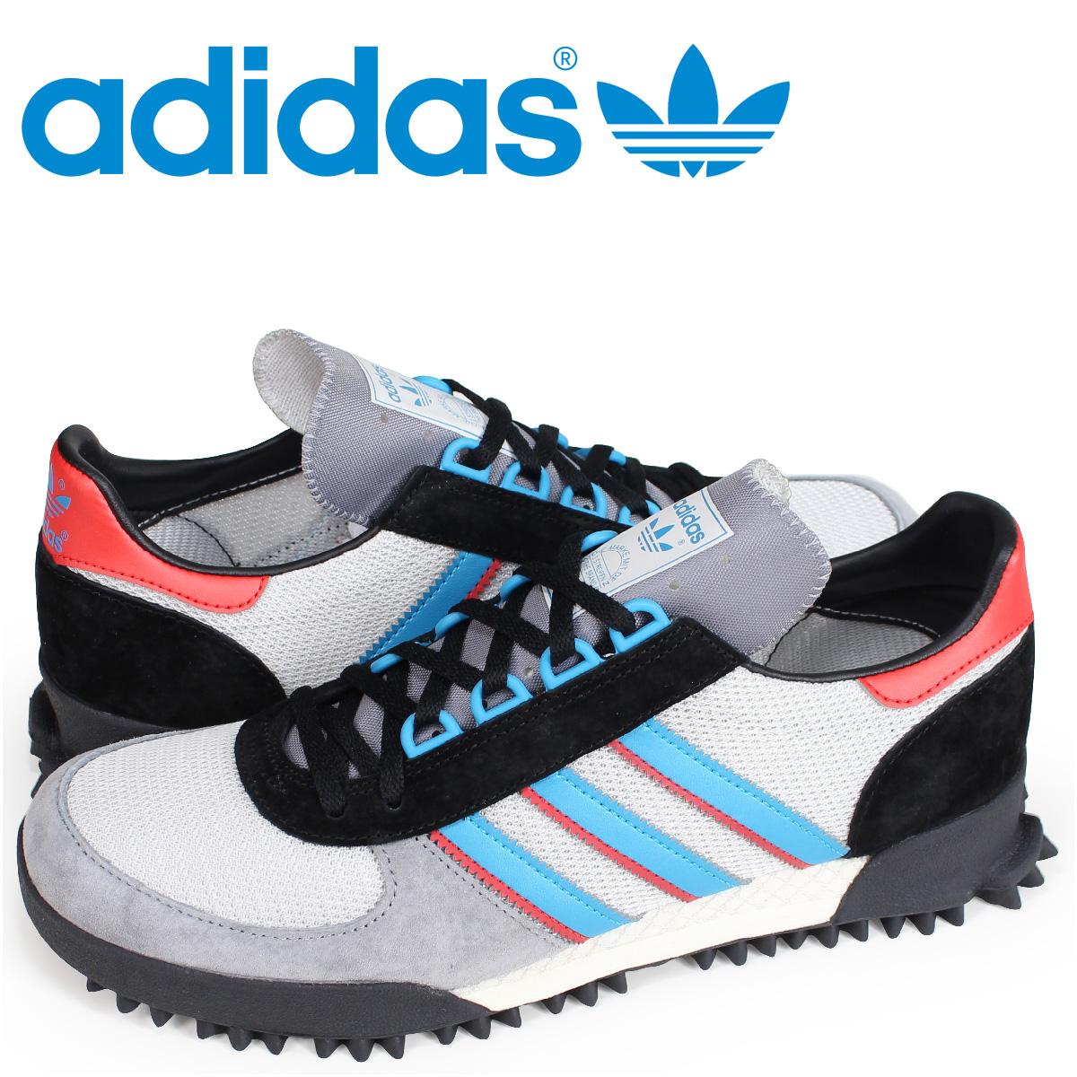 アディダス オリジナルス adidas Originals マラソン スニーカー MARATHON TR メンズ B28134 グレー