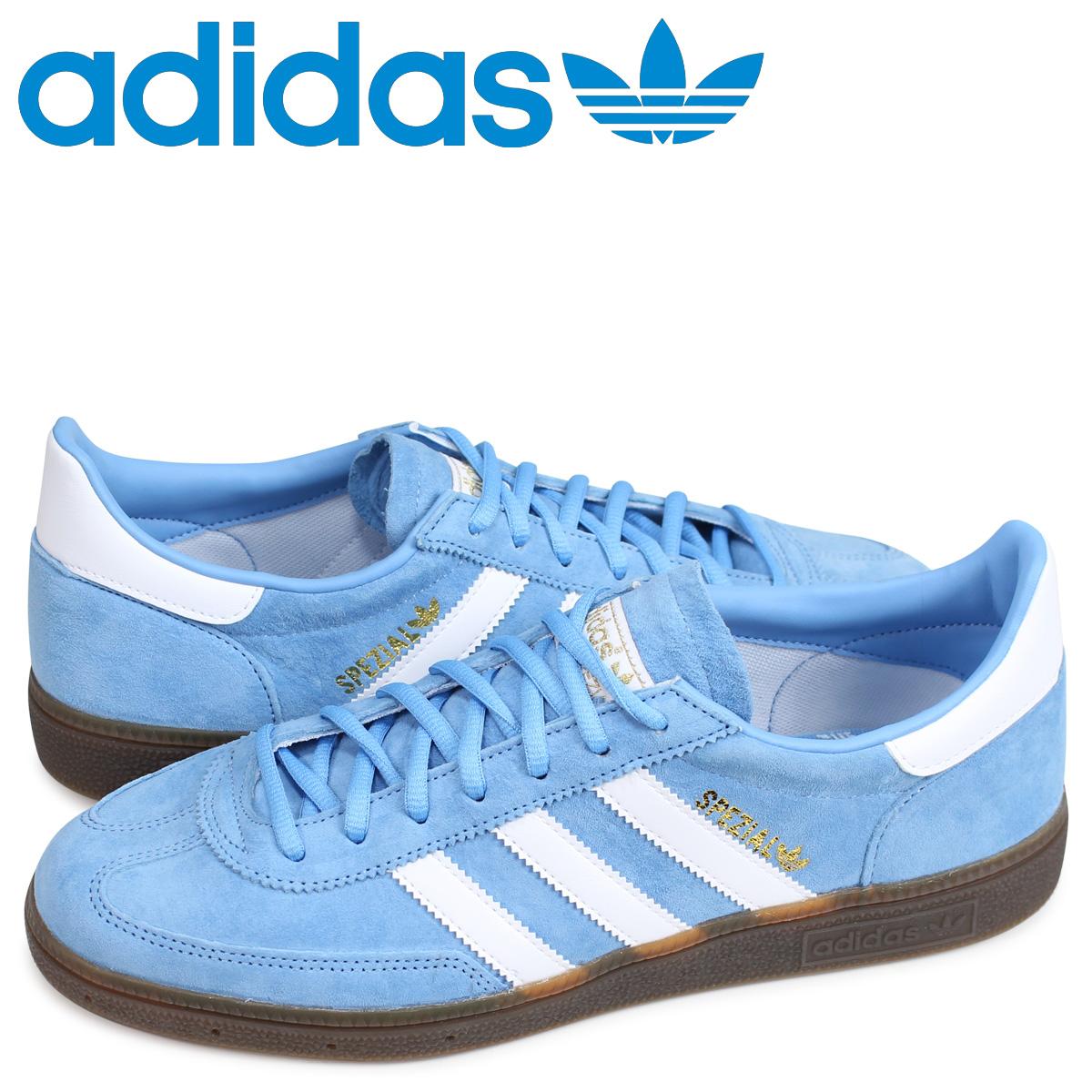 アディダス オリジナルス adidas Originals ハンドボール スペツィアル スニーカー メンズ HANDBALL SPEZIAL ブルー BD7632
