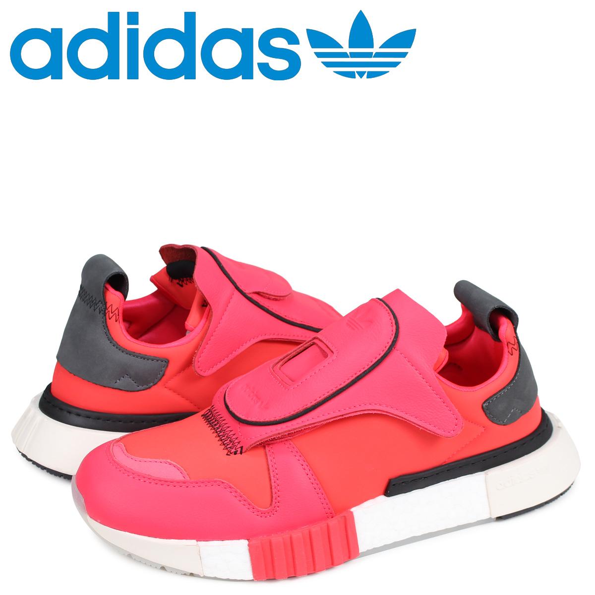 アディダス オリジナルス adidas Originals フューチャーペーサー スニーカー メンズ FUTUREPACER レッド BD7923
