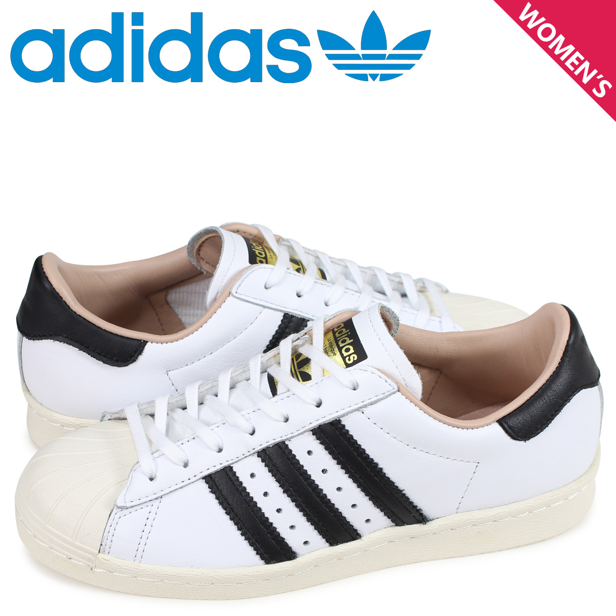 C77124 Superstar W//B Men Adidas