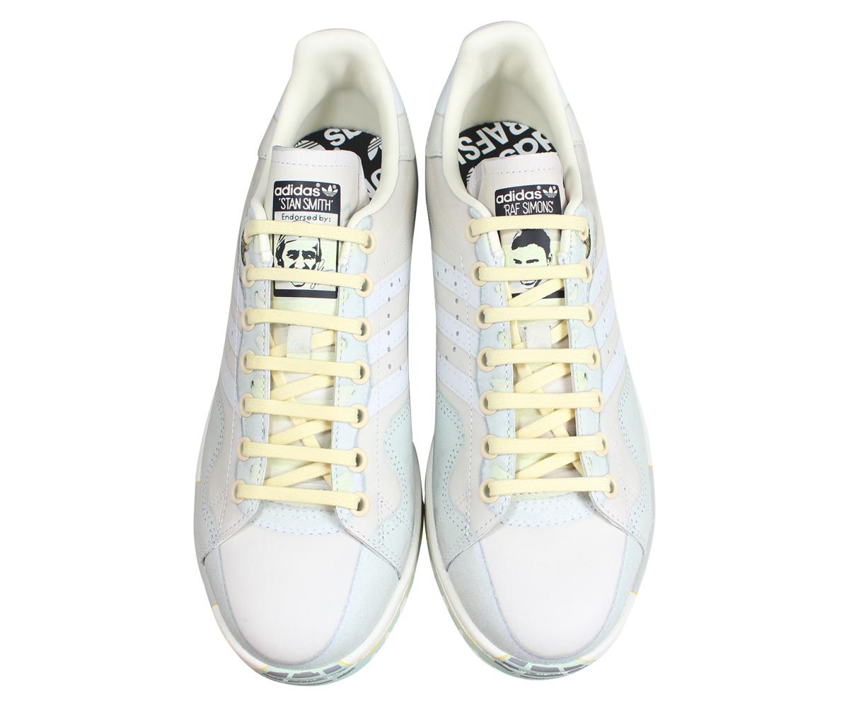 Adidas originals adidas Originals rough Simmons RAF SIMONS peach Stan sneakers peach tree men RS PEACH STAN PEACHTREE collaboration beige EE7952