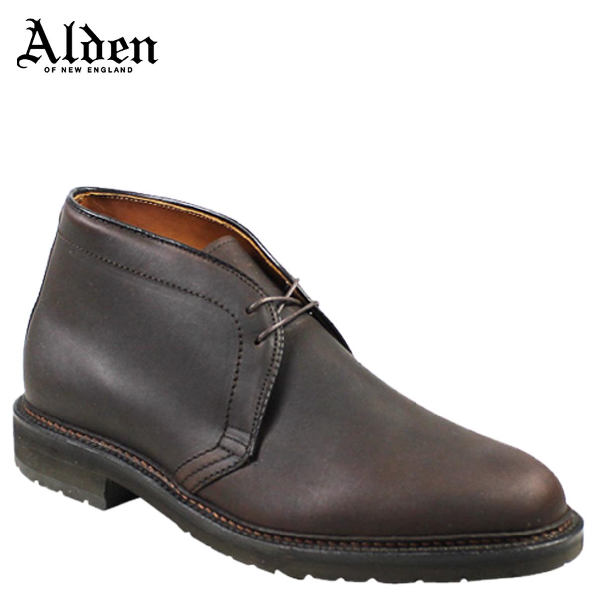 ALDEN オールデン チャッカブーツ メンズ CHUKKA BOOT Dワイズ 1272S