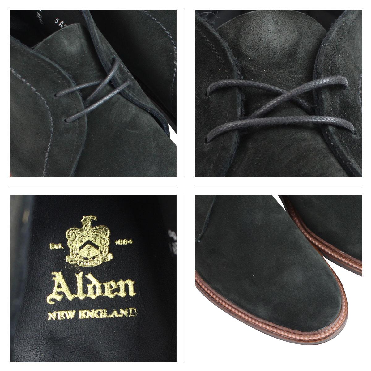 Alden ALDEN chukka boot UNLINED CHUKKA D wise 1497 men
