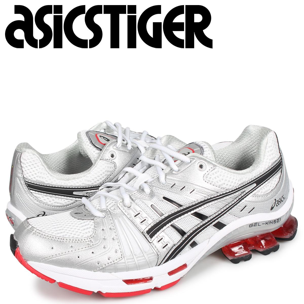 アシックスタイガー asics Tiger ゲル キンセイ スニーカー メンズ GEL-KINSEI OG ホワイト 白 1021A117-101