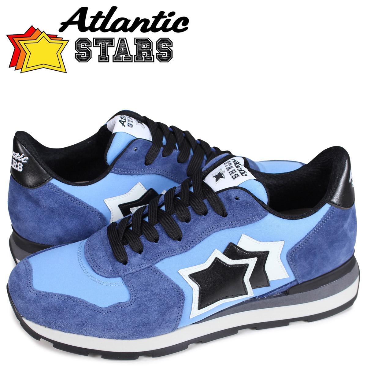 アトランティックスターズ メンズ スニーカー Atlantic STARS アンタレス ANTARES AAZ-81N ブルー