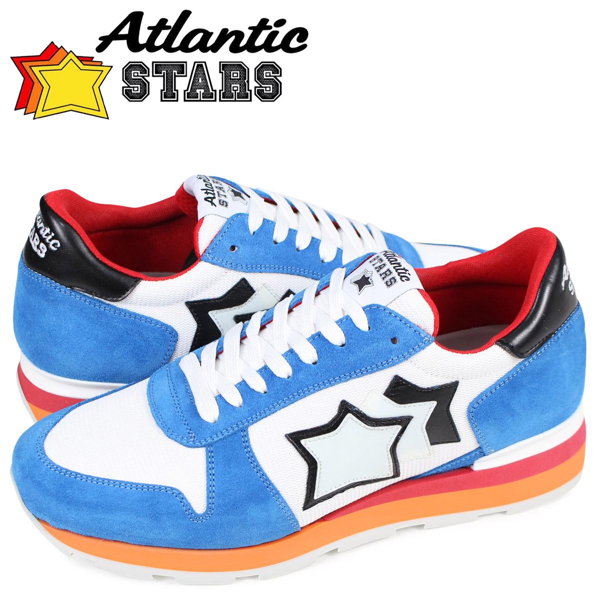 アトランティックスターズ Atlantic STARS Atlantic シリウス スニーカー スニーカー メンズ SIRIUS AB-85B ホワイト ホワイト, 【2018A/W新作★送料無料】:695e5a4a --- ww.thecollagist.com