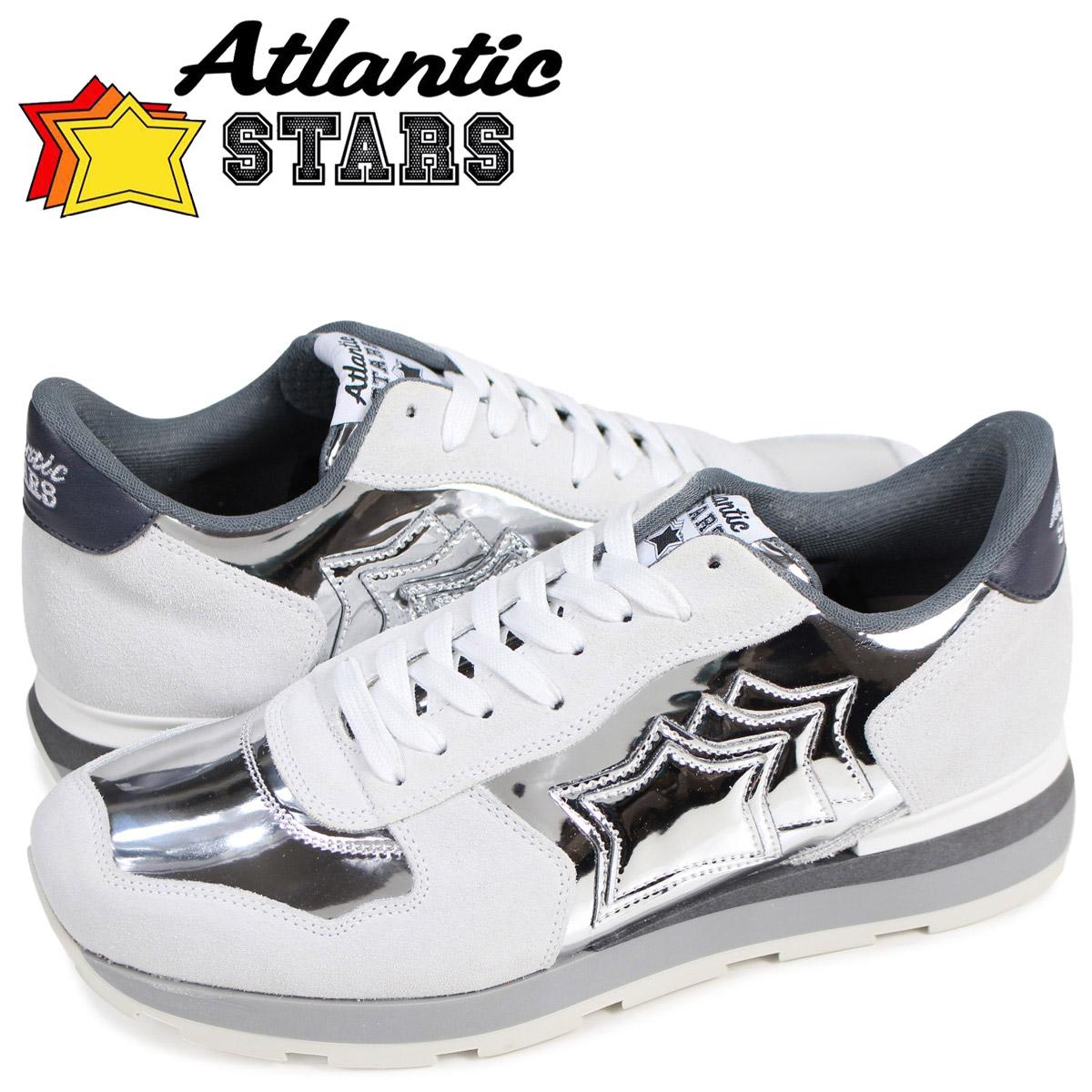 アトランティックスターズ Atlantic STARS アンタレス スニーカー メンズ ANTARES AC-63B シルバー