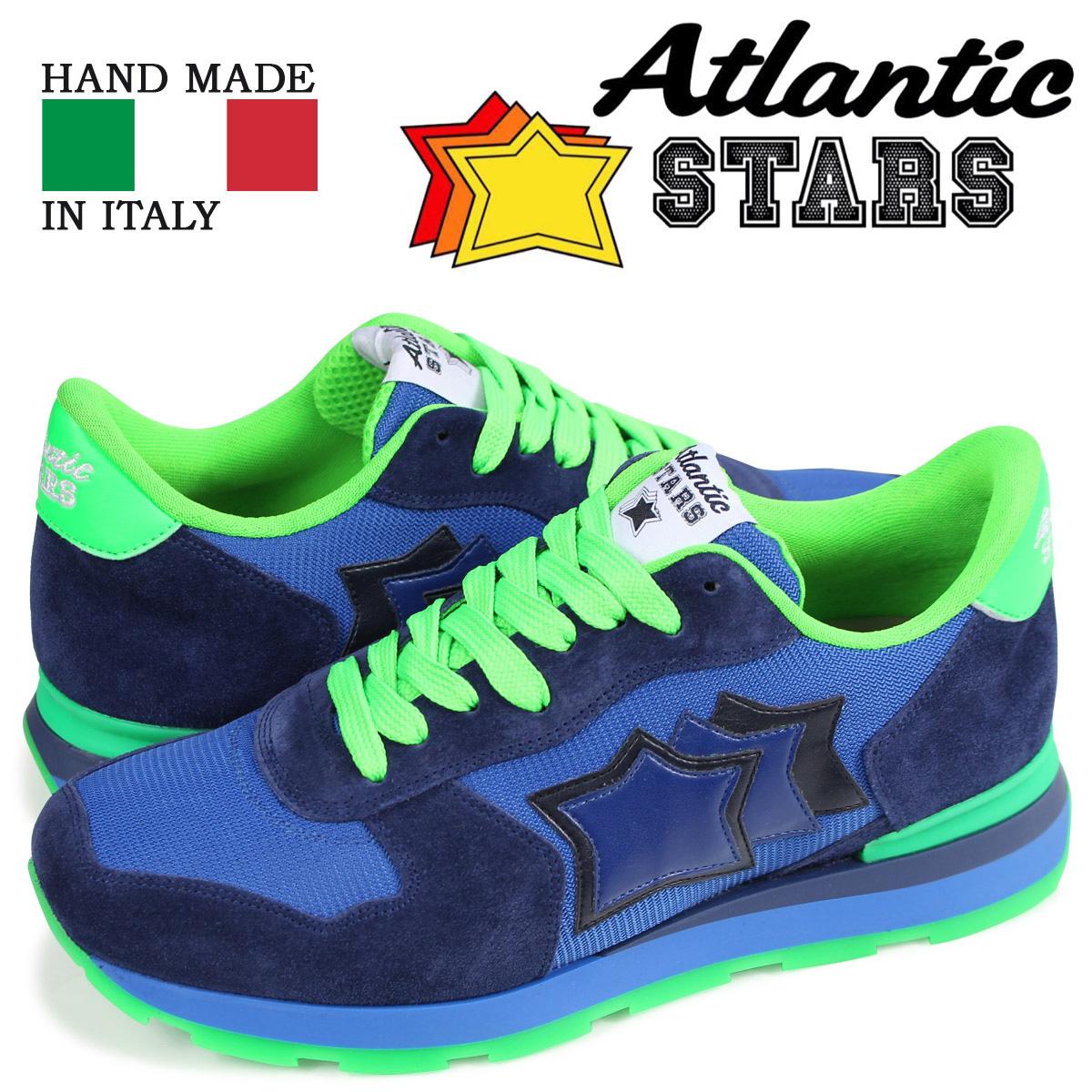 アトランティックスターズ Atlantic STARS アンタレス スニーカー メンズ ANTARES AM38VF ブルー
