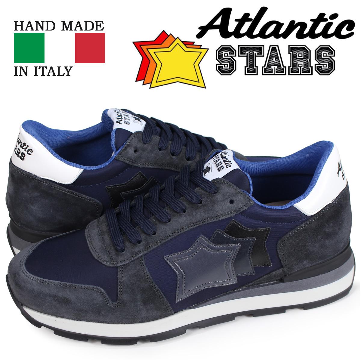 アトランティックスターズ Atlantic STARS シリウス スニーカー メンズ SIRIUS AN-81N ネイビー