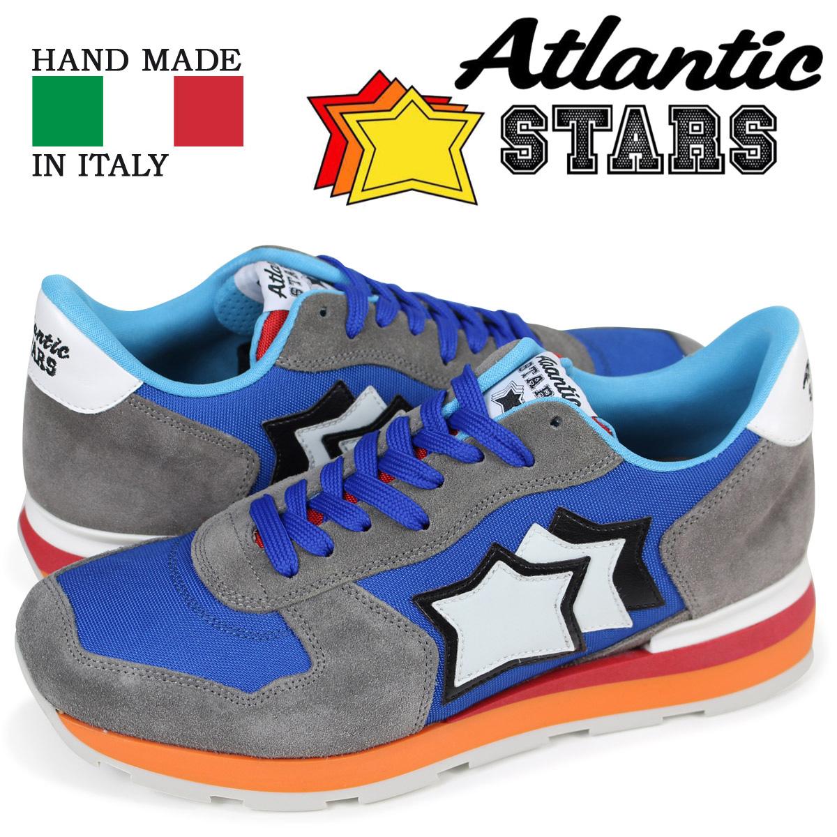 アトランティックスターズ Atlantic STARS アンタレス スニーカー メンズ ANTARES ANR-85B ブルー