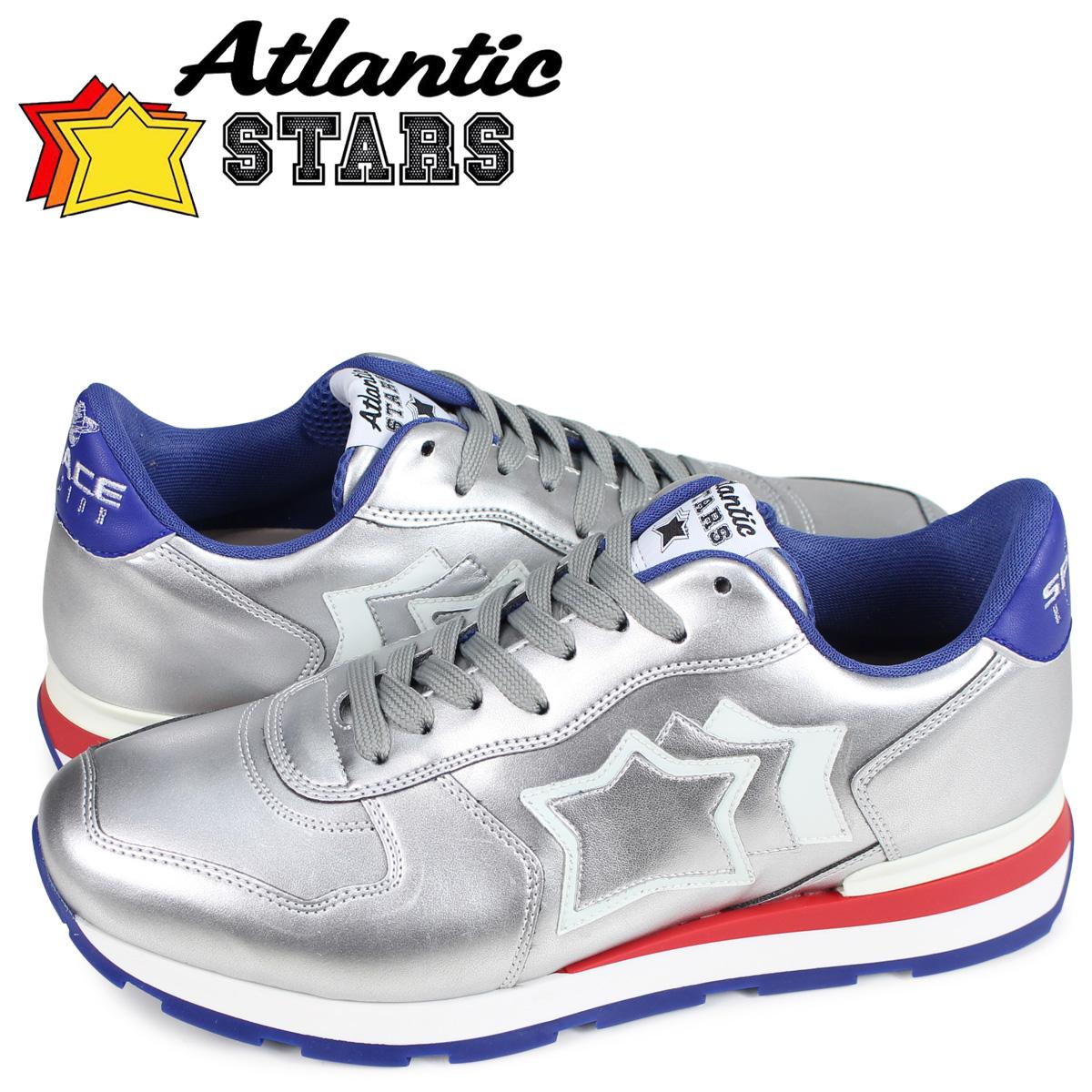 アトランティックスターズ Atlantic STARS アンタレス スニーカー メンズ ANTARES シルバー ARB-14B [4/13 追加入荷]