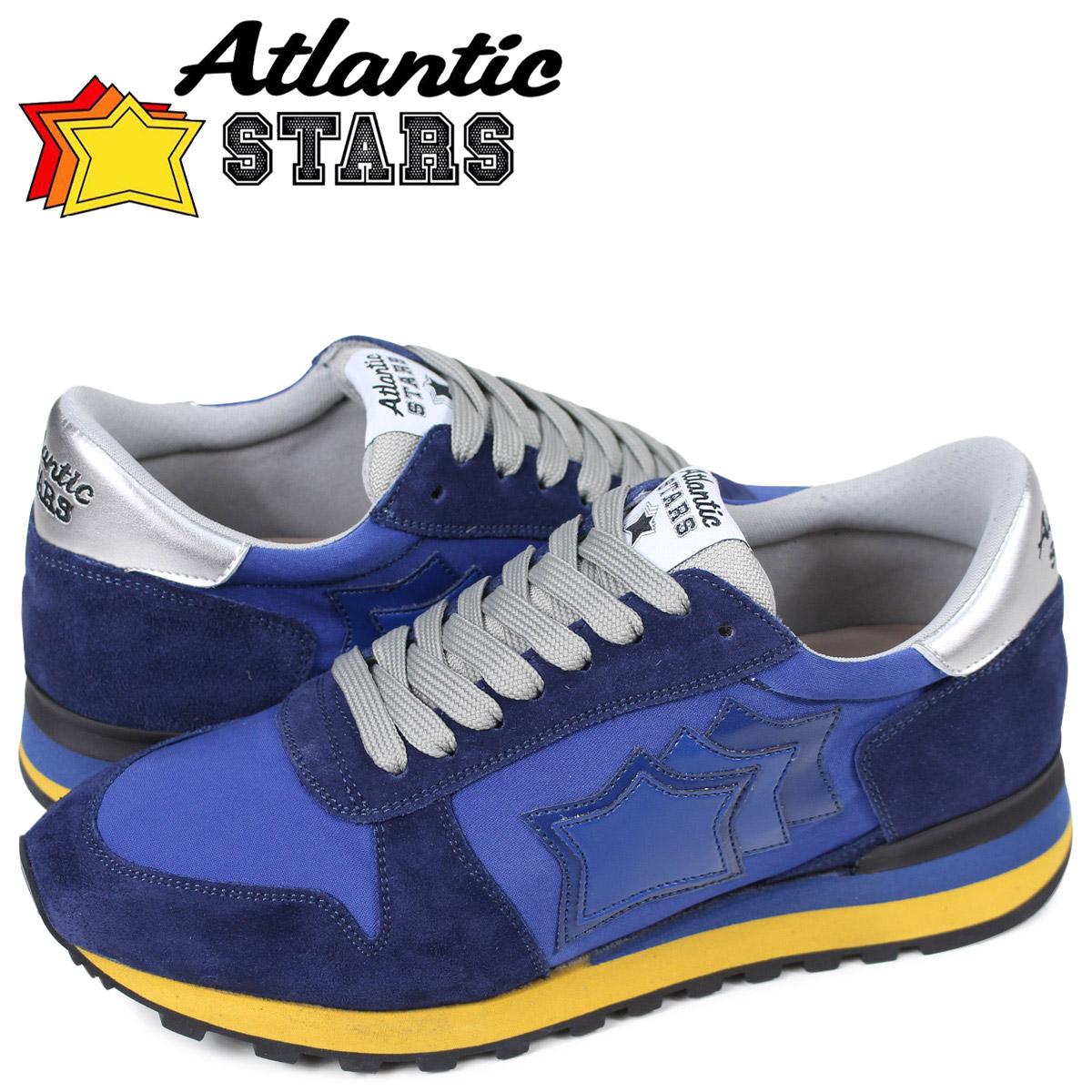 アトランティックスターズ Atlantic STARS アルゴ スニーカー メンズ ARGO ATNYNGBN ブルー
