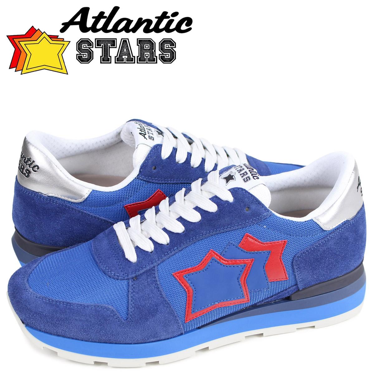 【最大2000円OFFクーポン】 アトランティックスターズ スニーカー メンズ Atlantic STARS シリウス SIRIUS AZB-83NY ブルー