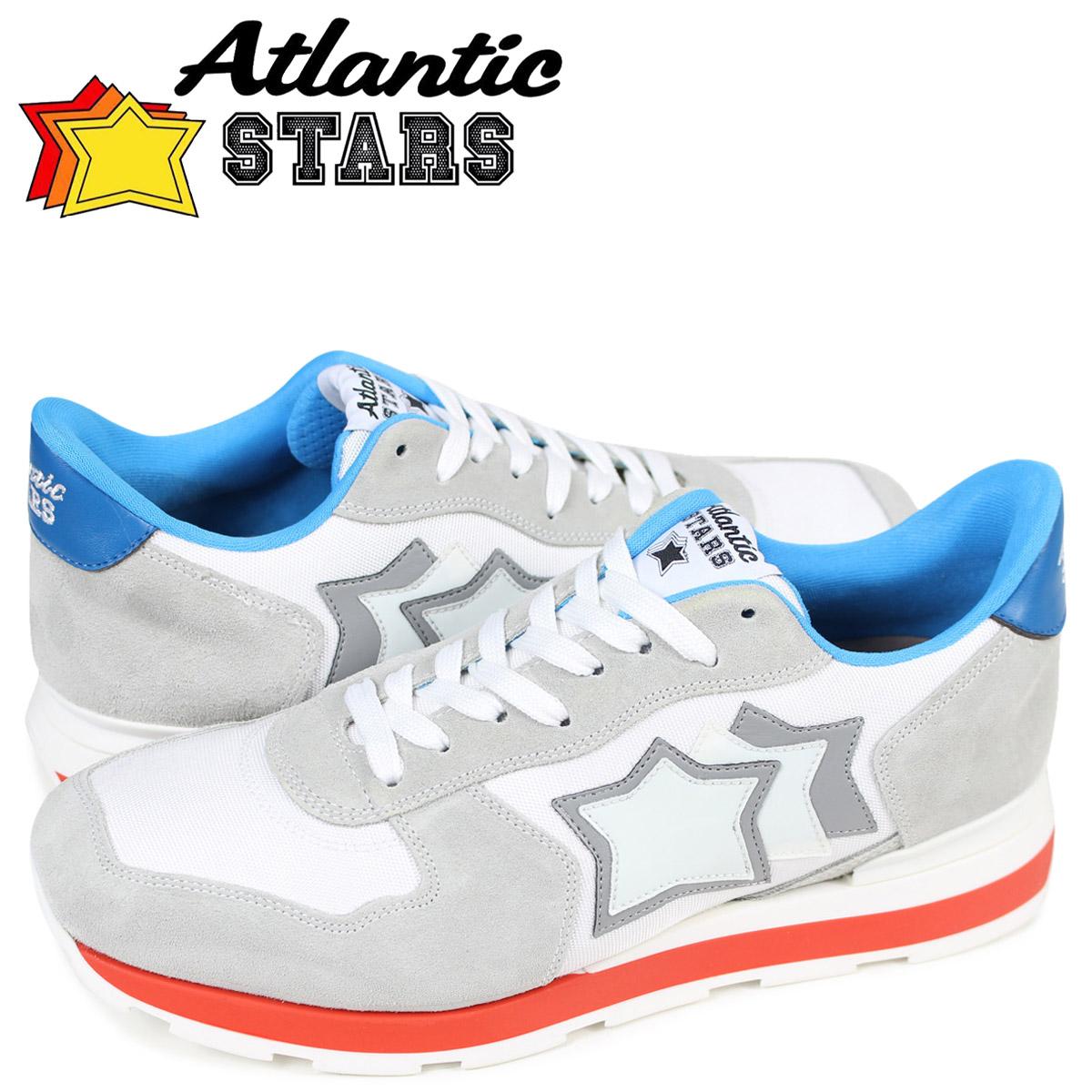 アトランティックスターズ Atlantic STARS アンタレス スニーカー メンズ ANTARES BBI-35B ライトグレー