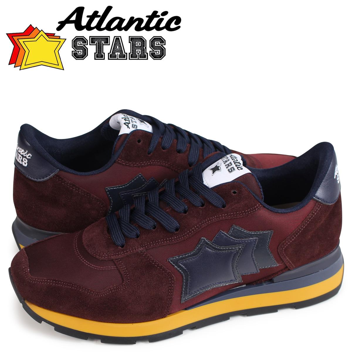 アトランティックスターズ Atlantic STARS アンタレス スニーカー メンズ ANTARES BCN-04NY ブラウン