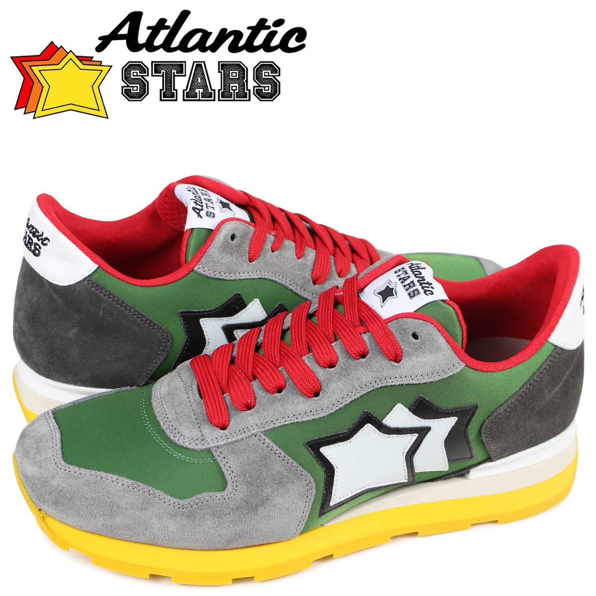 全品送料0円 アトランティックスターズ スニーカー メンズ スニーカー Atlantic STARS ANTARES アンタレス CPV-66B ANTARES CPV-66B グリーン, doGARDEN ドゥガーデン:701a5cc3 --- paulogalvao.com