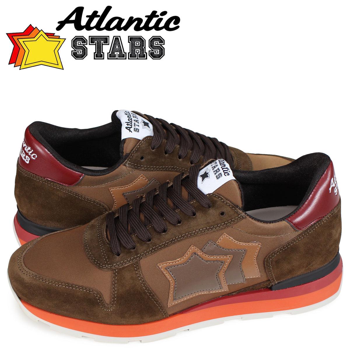 激安先着 アトランティックスターズ Atlantic STARS STARS シリウス メンズ スニーカー メンズ SIRIUS Atlantic ブラウン CTM-48N, OUTFIT:e3bee9a5 --- test.ips.pl