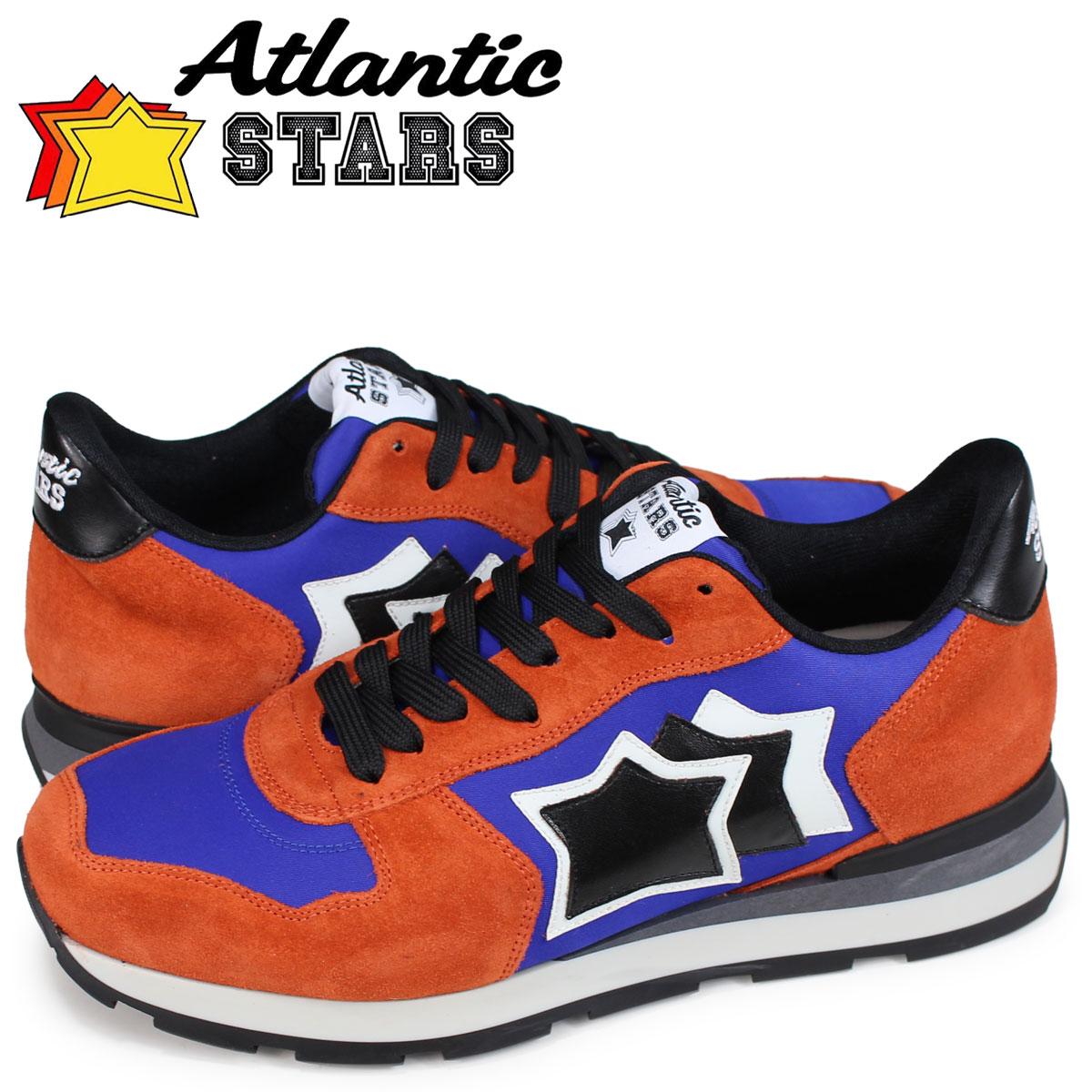 アトランティックスターズ Atlantic STARS アンタレス スニーカー メンズ ANTARES EAR-81N オレンジ