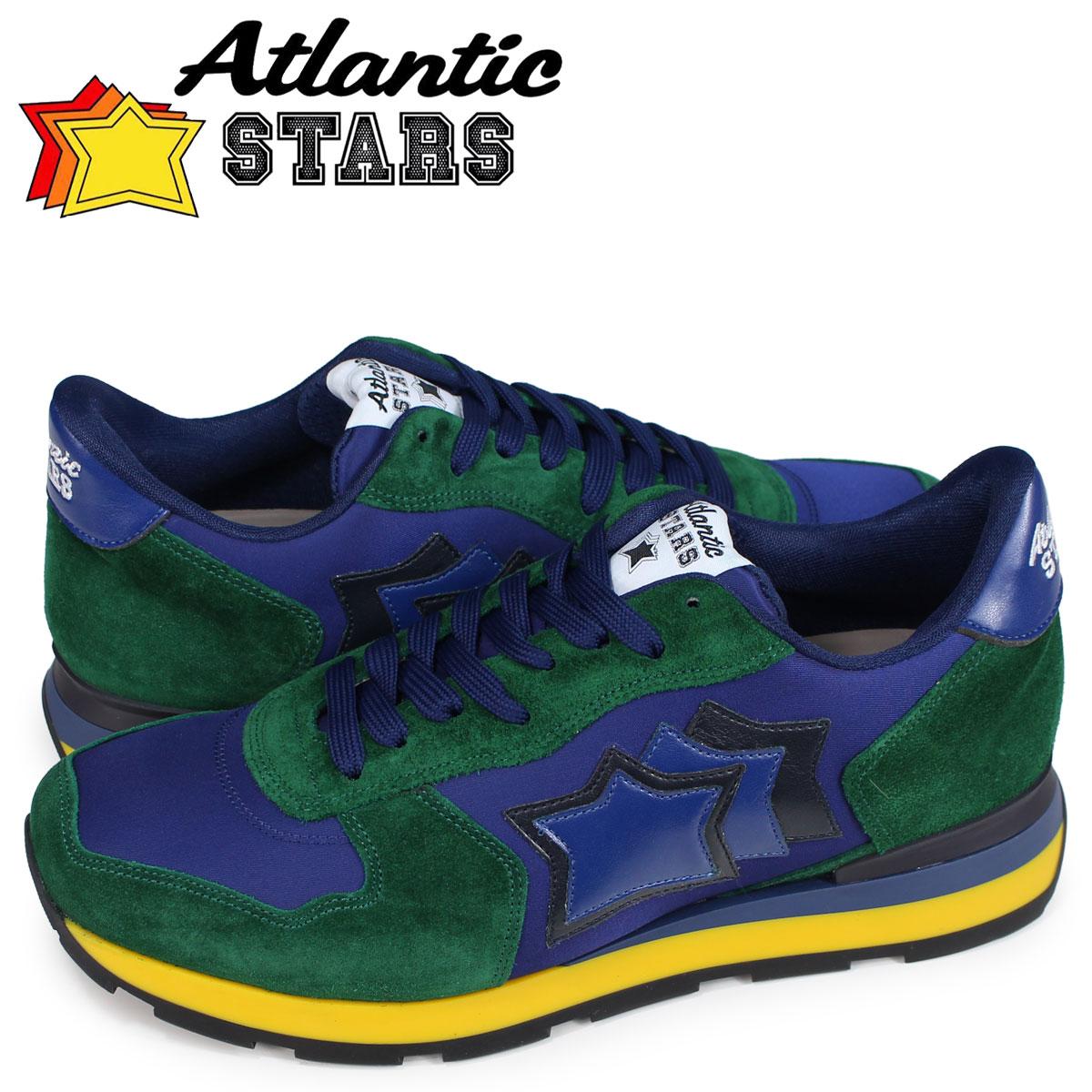 アトランティックスターズ Atlantic STARS アンタレス スニーカー メンズ ANTARES FA-01NY グリーン
