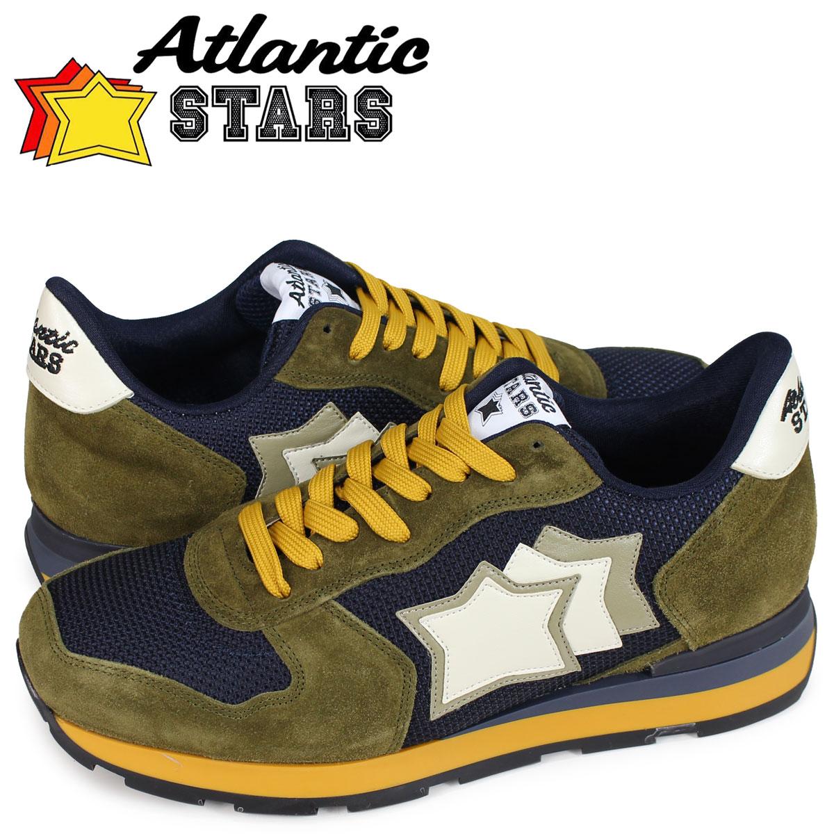 アトランティックスターズ Atlantic STARS アンタレス スニーカー メンズ ANTARES GMN-04NY ネイビー