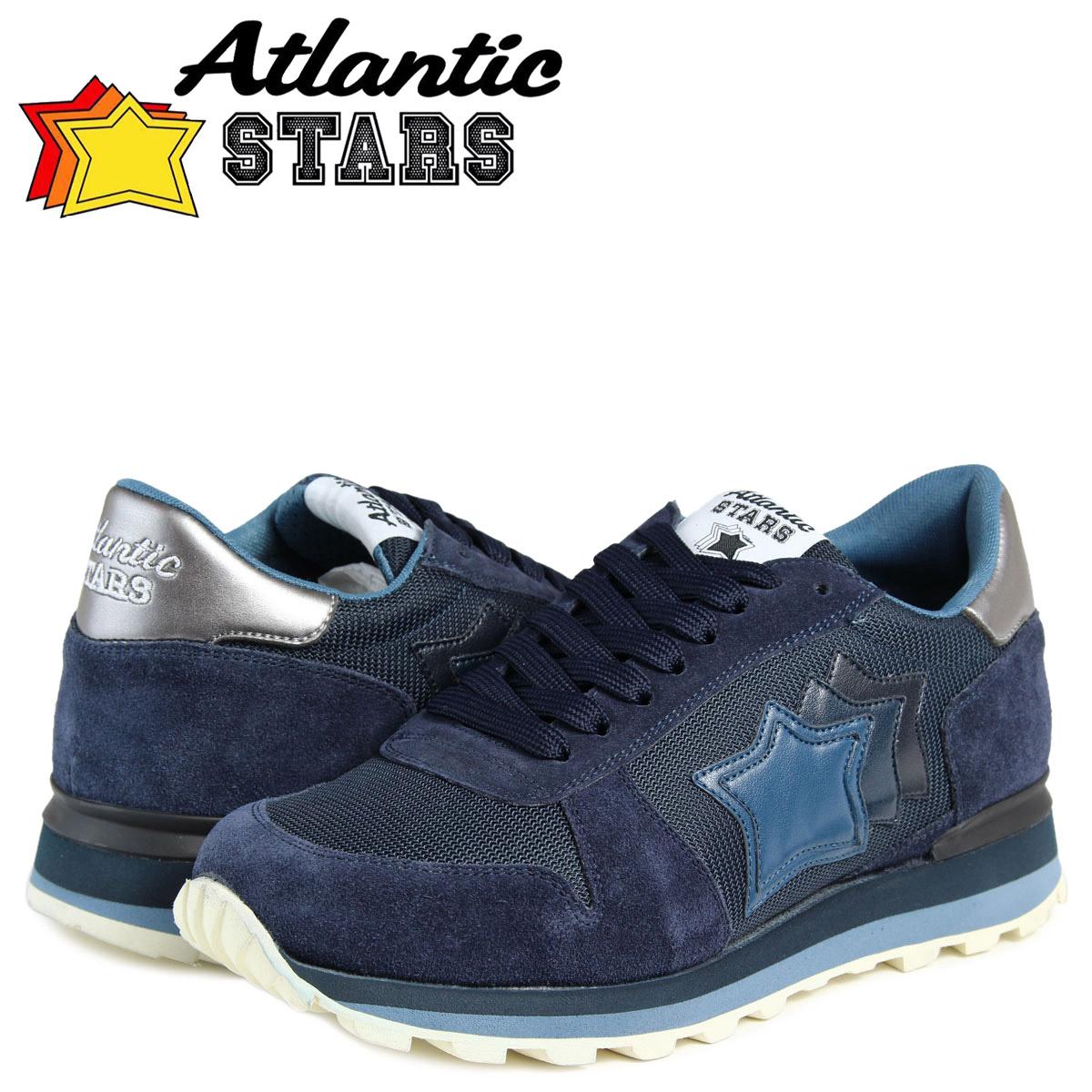 アトランティックスターズ メンズ スニーカー Atlantic STARS シリウス SIRIUS MAN-PR-LABN ネイビー