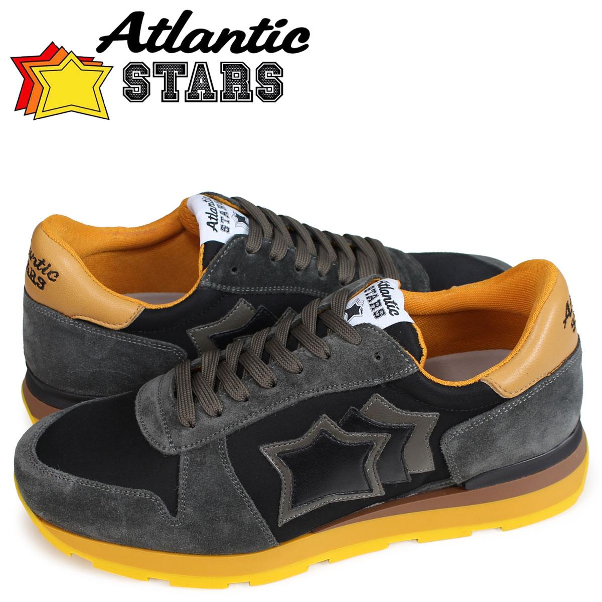 アトランティックスターズ メンズ スニーカー Atlantic STARS シリウス SIRIUS NAA-05N ブラウン [10/17 新入荷]