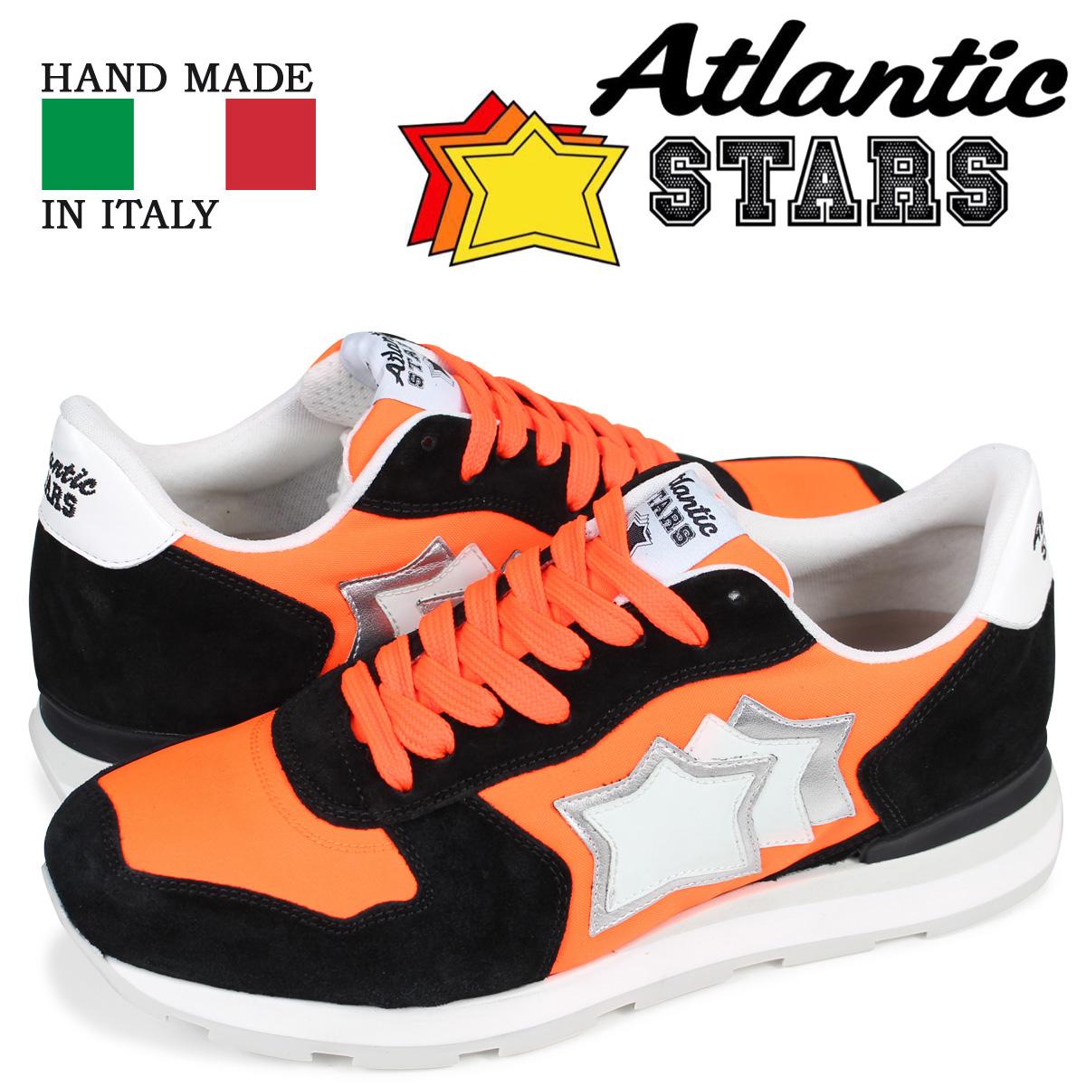 注目ブランド アトランティックスターズ メンズ オレンジ ANTARES スニーカー Atlantic STARS アンタレス ANTARES メンズ NAF-86N オレンジ, キタカンバラグン:e8b625ca --- paulogalvao.com