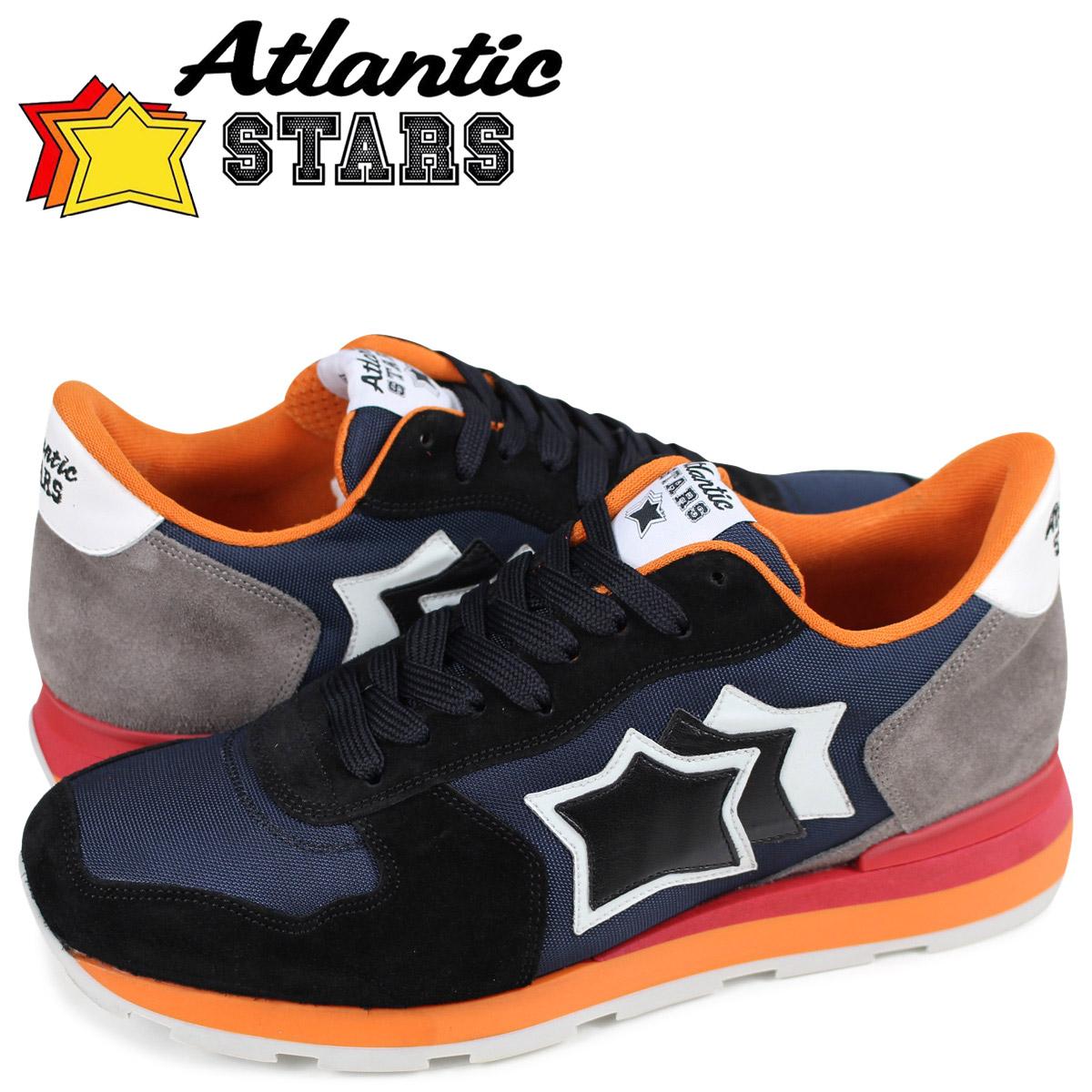 アトランティックスターズ メンズ スニーカー Atlantic STARS アンタレス ANTARES NB-85R ネイビー