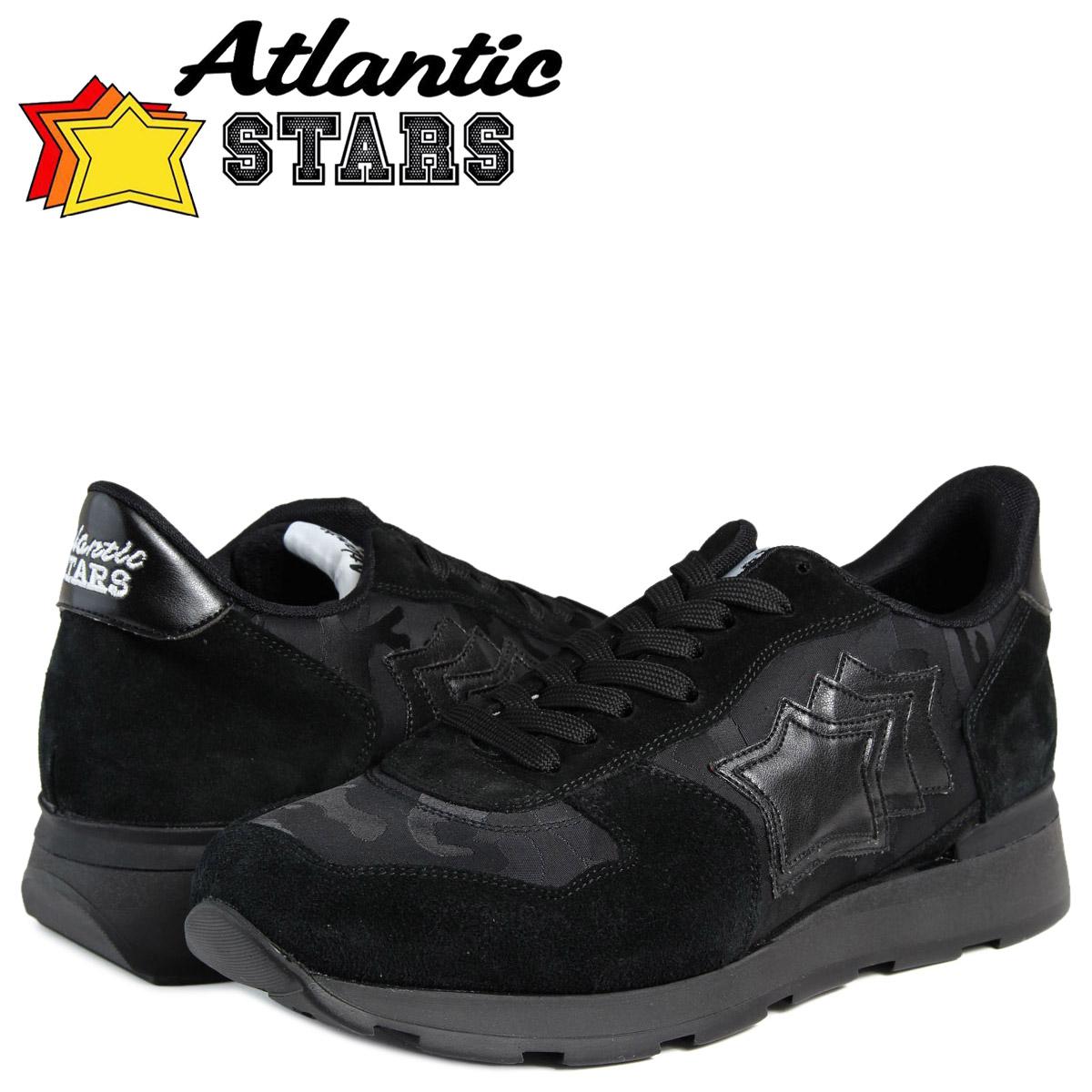 【送料無料】 【あす楽対応】 【25cm-29cm】 アトランティックスターズ Atlantic STARS スニーカー ANTARES アトランティックスターズ Atlantic STARS アンタレス スニーカー メンズ ANTARES NDN-72N ブラック