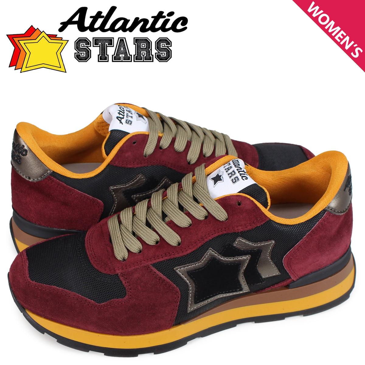 アトランティックスターズ Atlantic STARS ベガ スニーカー レディース VEGA NMA-03N レッド