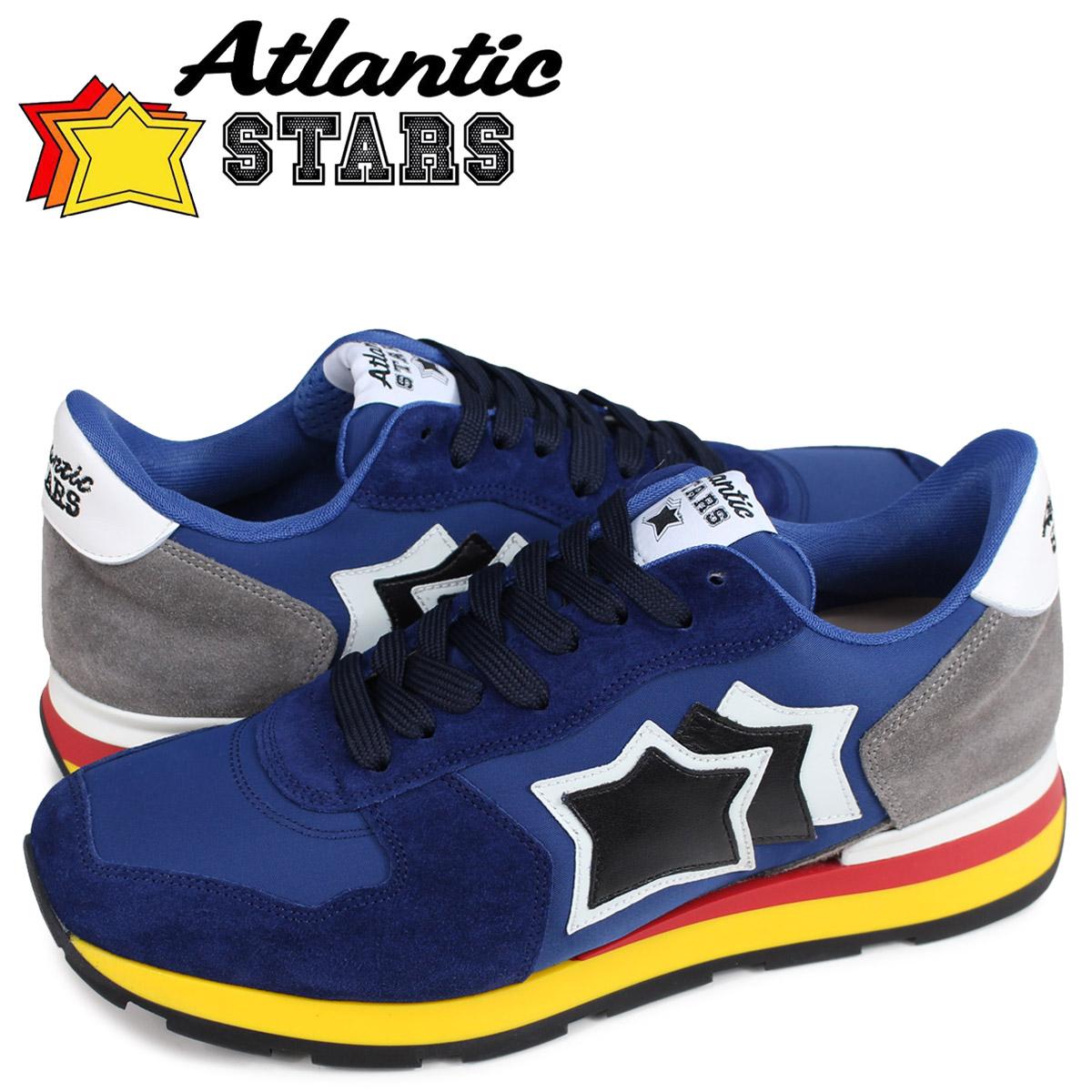 アトランティックスターズ Atlantic STARS アンタレス スニーカー メンズ ANTARES ブルー NN-89B