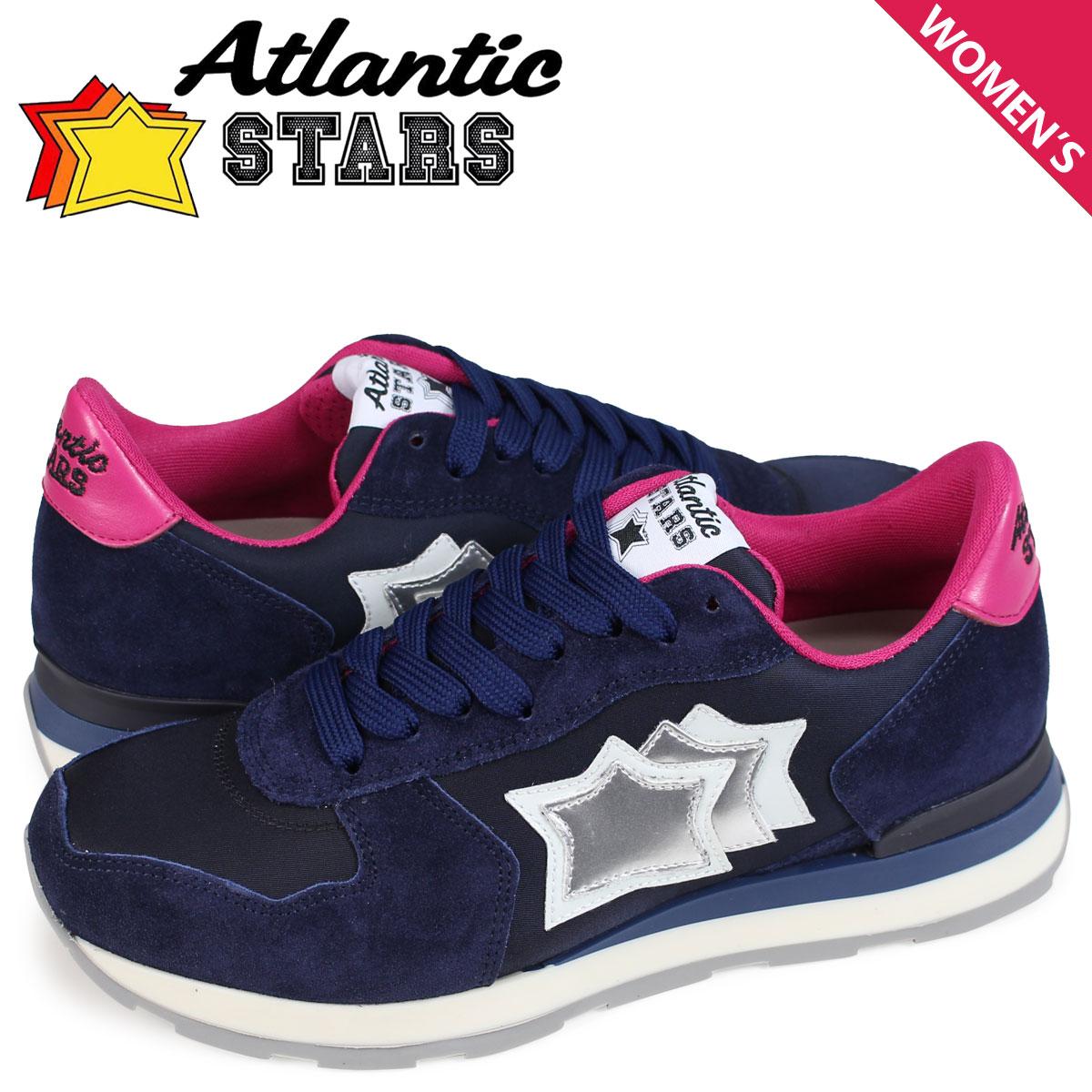 【最大2000円OFFクーポン】 アトランティックスターズ スニーカー レディース Atlantic STARS ベガ VEGA NWF-09NY ネイビー