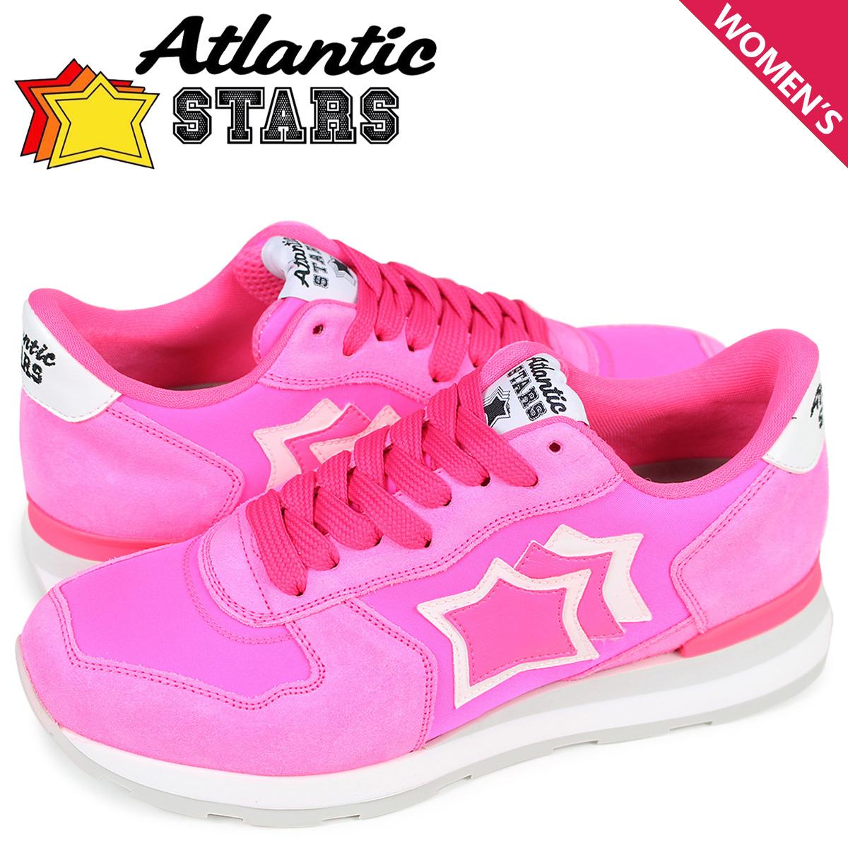 アトランティックスターズ Atlantic STARS ベガ スニーカー レディース VEGA UVP-86FF ピンク