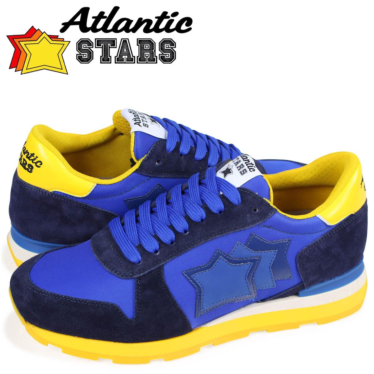 アトランティックスターズ Atlantic STARS シリウス スニーカー メンズ SIRIUS WB-66A ブルー