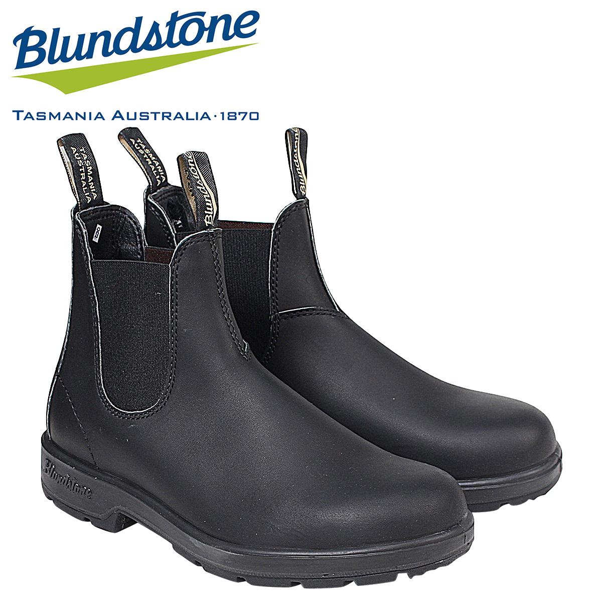 【最大2000円OFFクーポン】 ブランドストーン Blundstone サイドゴア メンズ ブーツ DRESS V CUT BOOTS 510 ブラック [2/27 追加入荷]