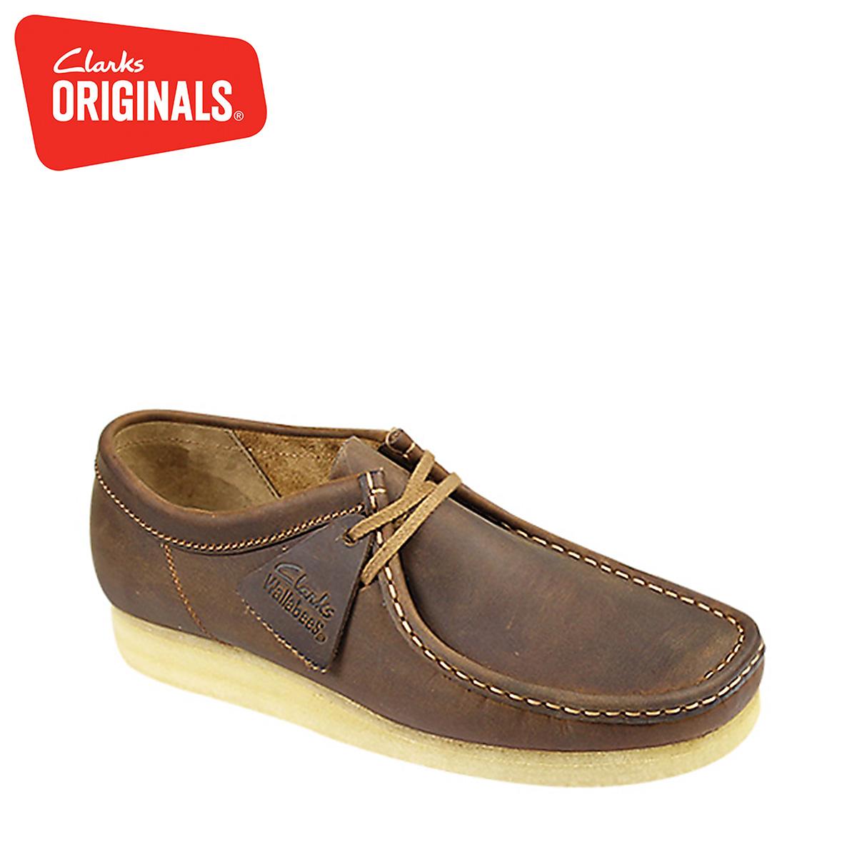 クラークス オリジナルズ Clarks Originals ワラビー ブーツ メンズ WALLABEE LO BOOT Mワイズ 26103602