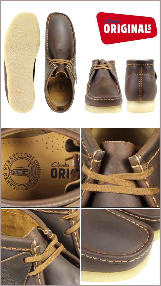 【最大2000円OFFクーポン】 クラークス オリジナルズ Clarks Originals ワラビー ブーツ メンズ WALLABEE BOOT Mワイズ 26103604