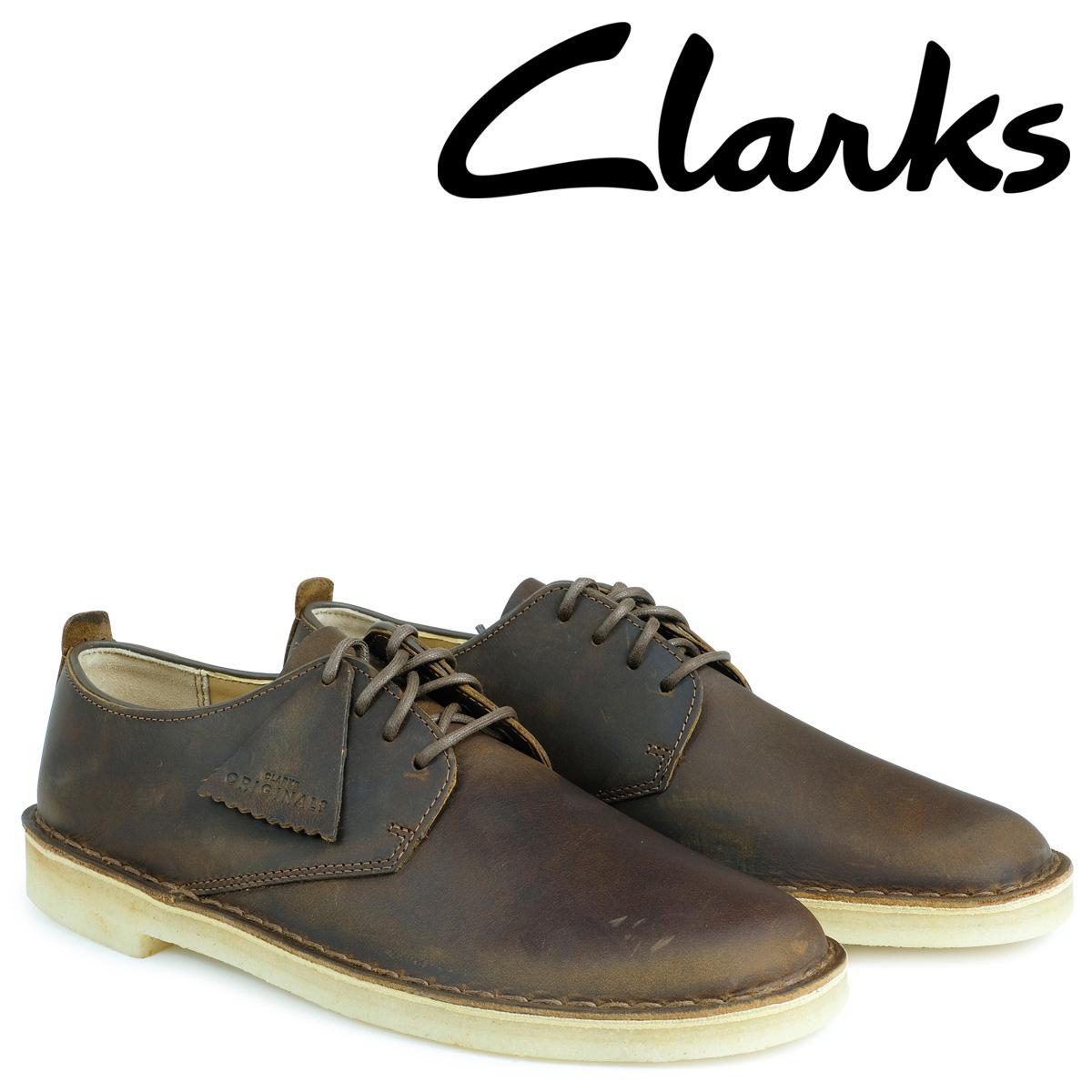 クラークス Clarks デザート ロンドン シューズ メンズ DESERT LONDON 26107880 ブラウン