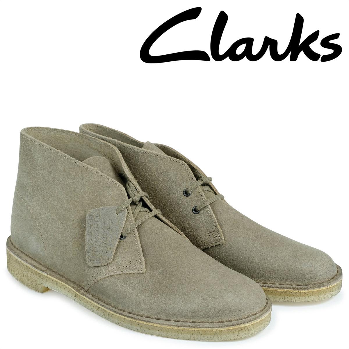 【最大2000円OFFクーポン】 クラークス デザートブーツ メンズ Clarks DESERT BOOT 26110054 レザー トープ