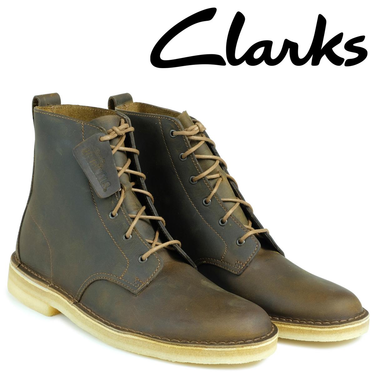 クラークス Clarks デザートブーツ メンズ DESERT MALI マリ 26113253 ブラウン