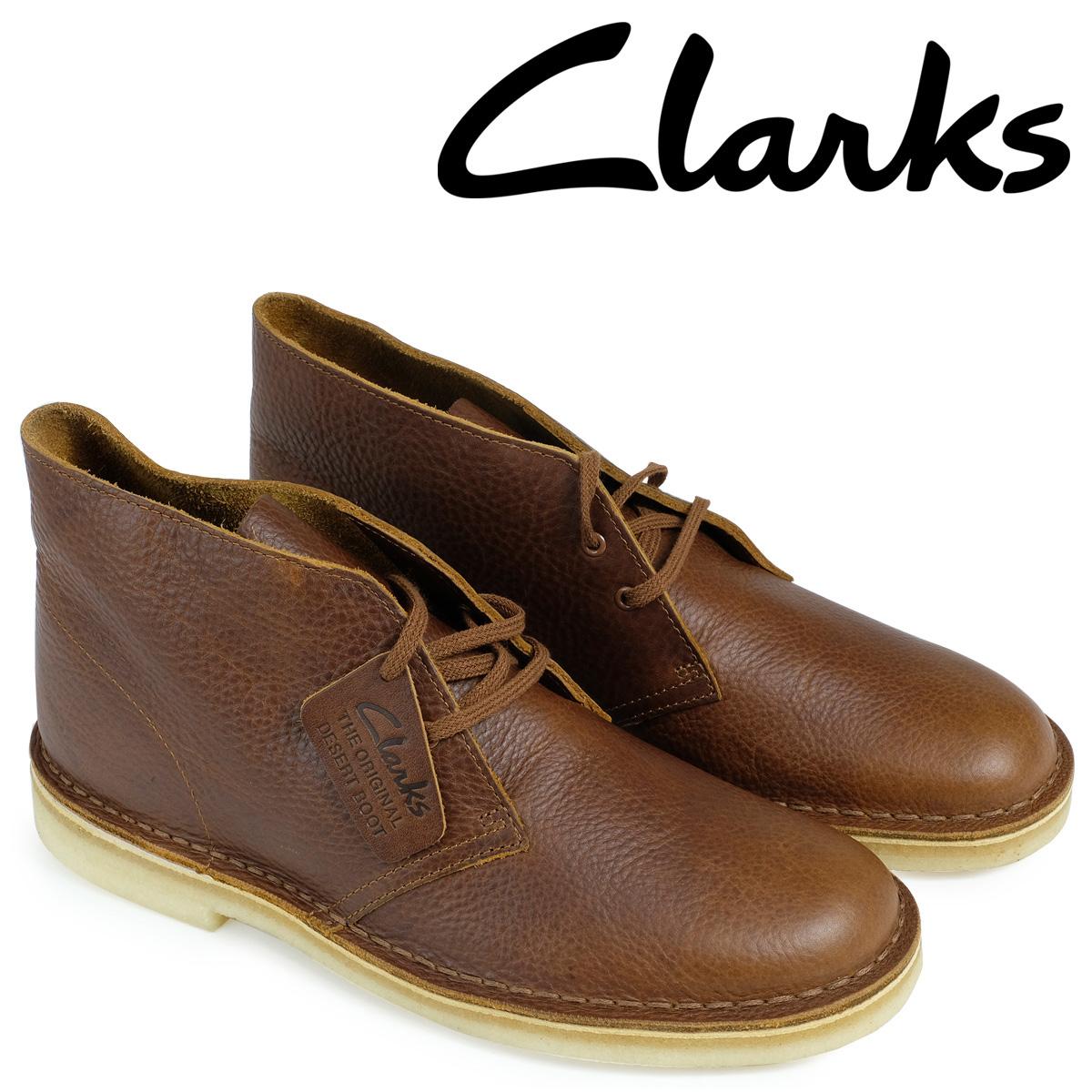 クラークス Clarks デザートブーツ レザー メンズ DESERT BOOT クラークス BOOT 26125549 レザー ブラウン, colettecolette コレットコレット:fed0d8c8 --- ww.thecollagist.com