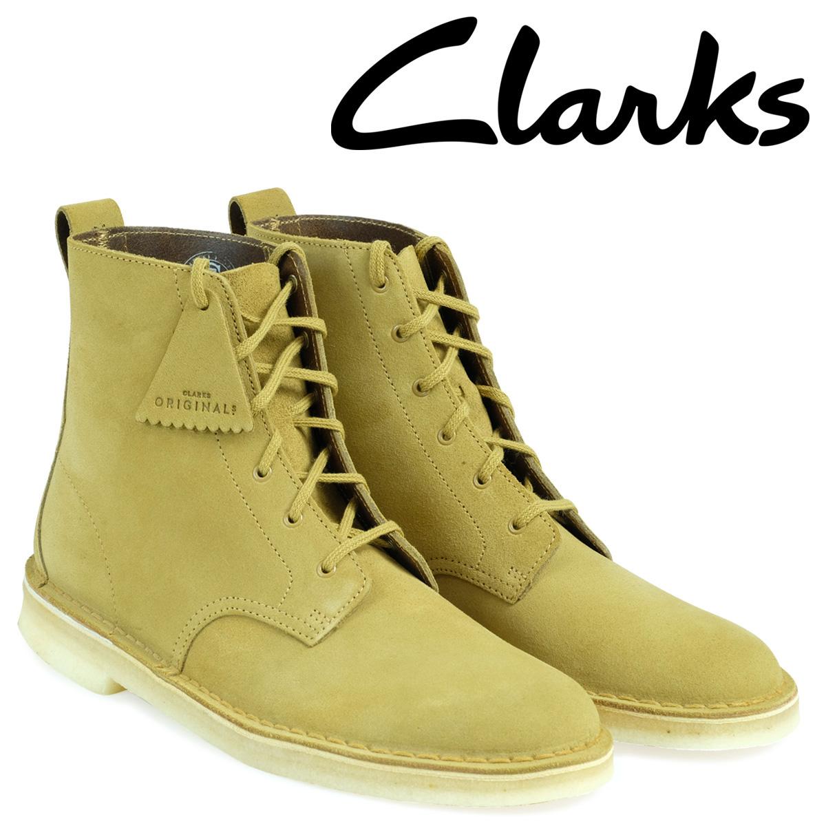 クラークス デザート マリ ブーツ メンズ Clarks DESERT MALI 26128271 ブラウン