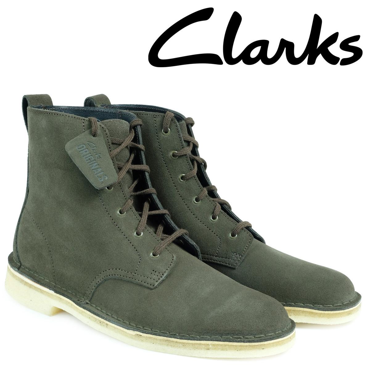 【最大2000円OFFクーポン】 クラークス デザート ブーツ メンズ Clarks DESERT MALI マリ 26128272 ダークブラウン