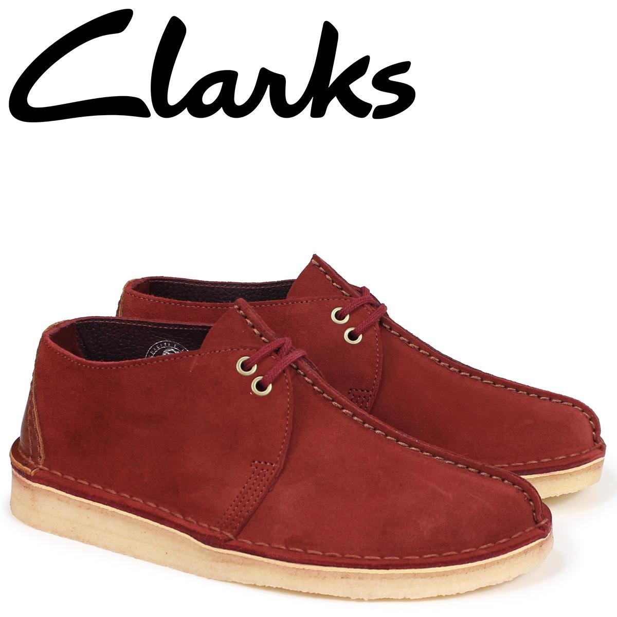 26134763 Men's Sizes Clarks Originals Desert Trek Suede Nut Brown