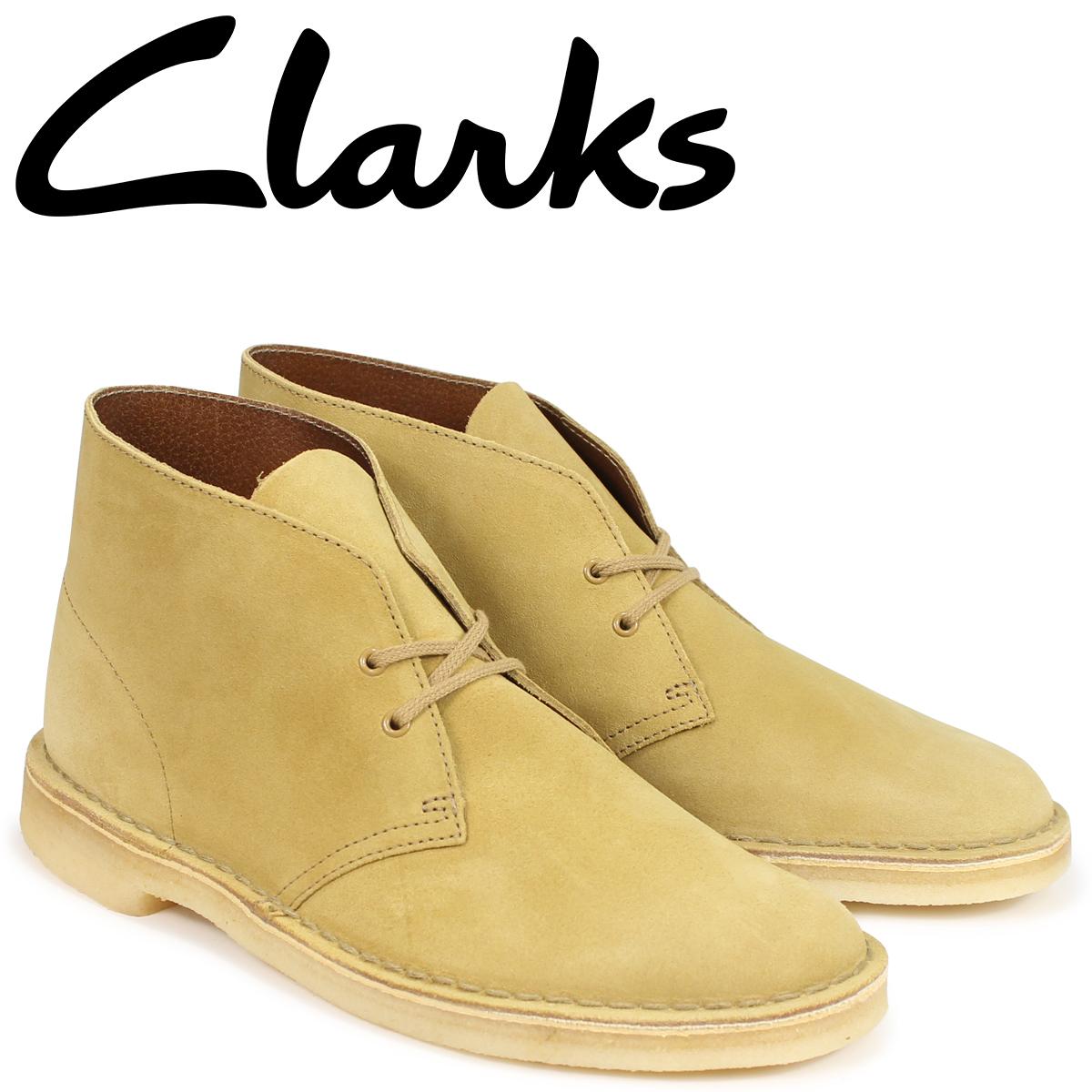 クラークス Clarks デザートブーツ メンズ DESERT BOOT 26138233 ライトブラウン