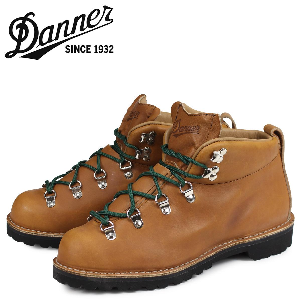 ダナー Danner マウンテントレイル ブーツ メンズ MOUNTAIN TRAIL MADE IN USA EEワイズ ブラウン 12710