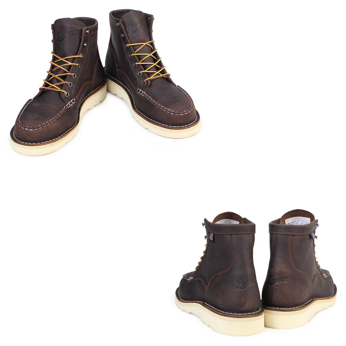 07965eac7662 SneaK Online Shop  Danner Danner boots BULL RUN MOC TOE 6INCH 15564 ...