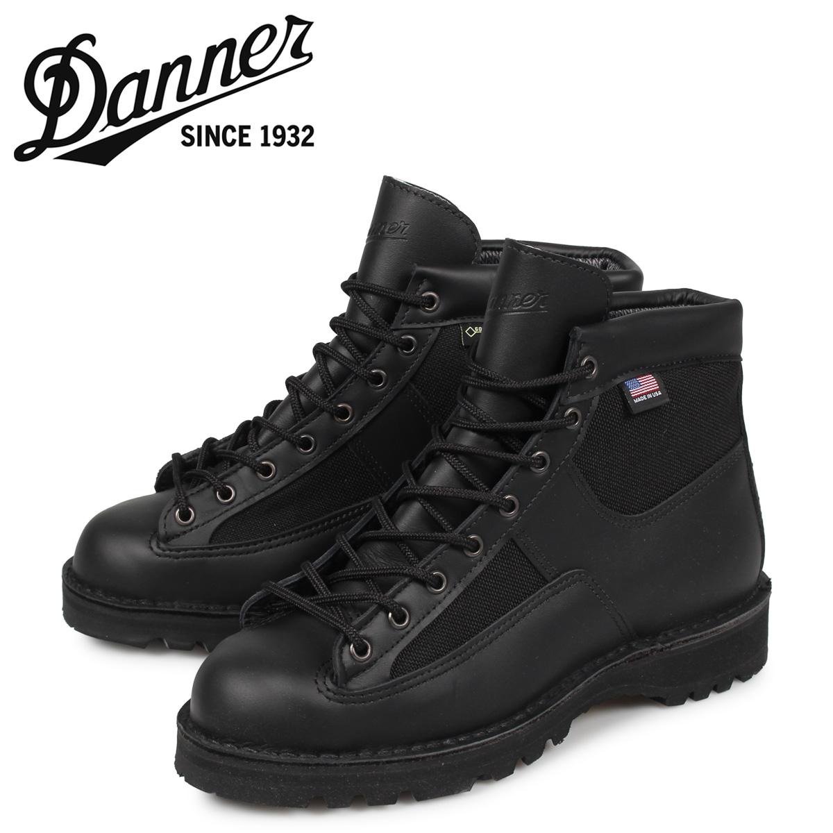 ダナー Danner パトロール 6 ブーツ メンズ PATROL 6 MADE IN USA EEワイズ ブラック 黒 25200