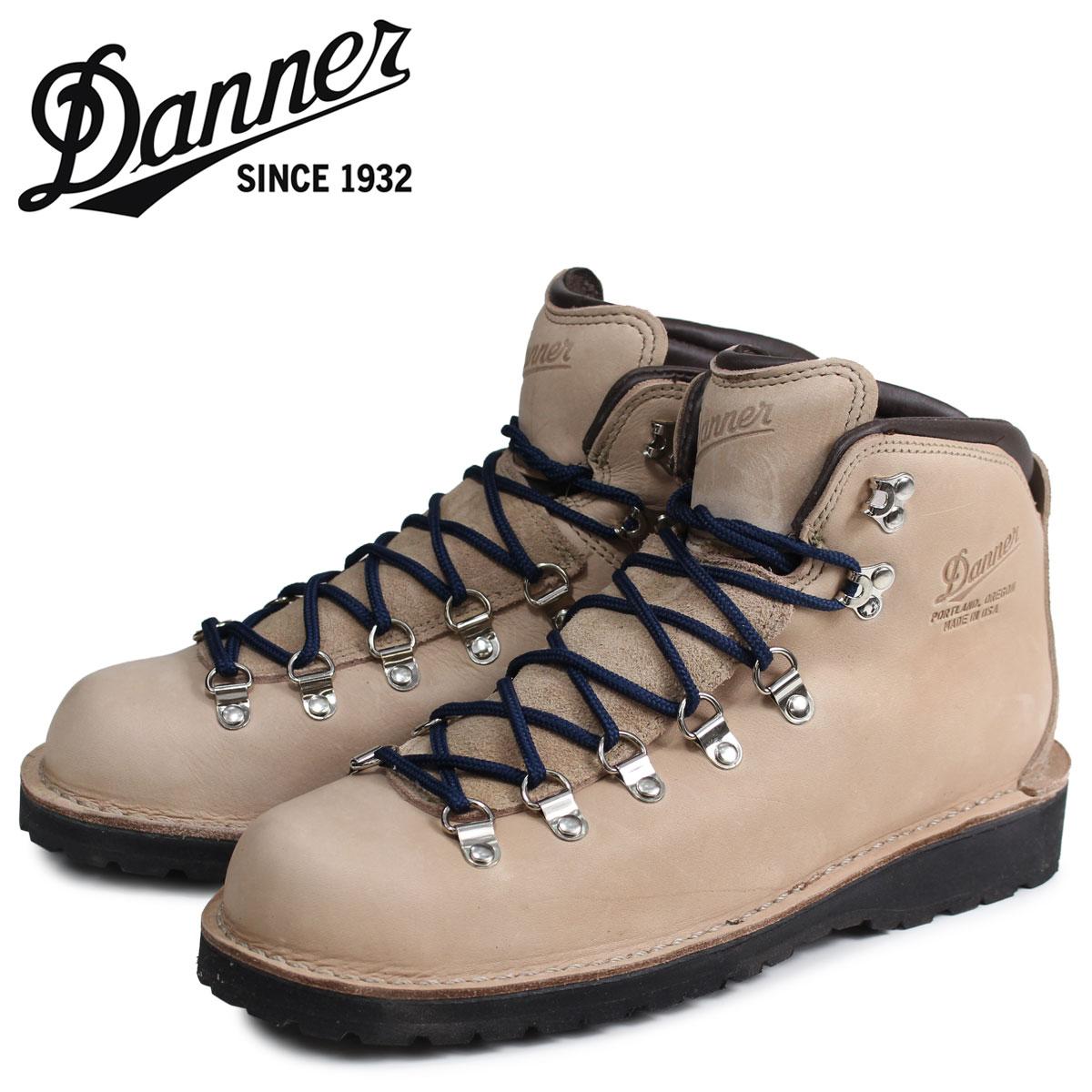 ダナー Danner マウンテンパス ブーツ メンズ MOUNTAIN PASS MADE IN USA EEワイズ ベージュ 33292