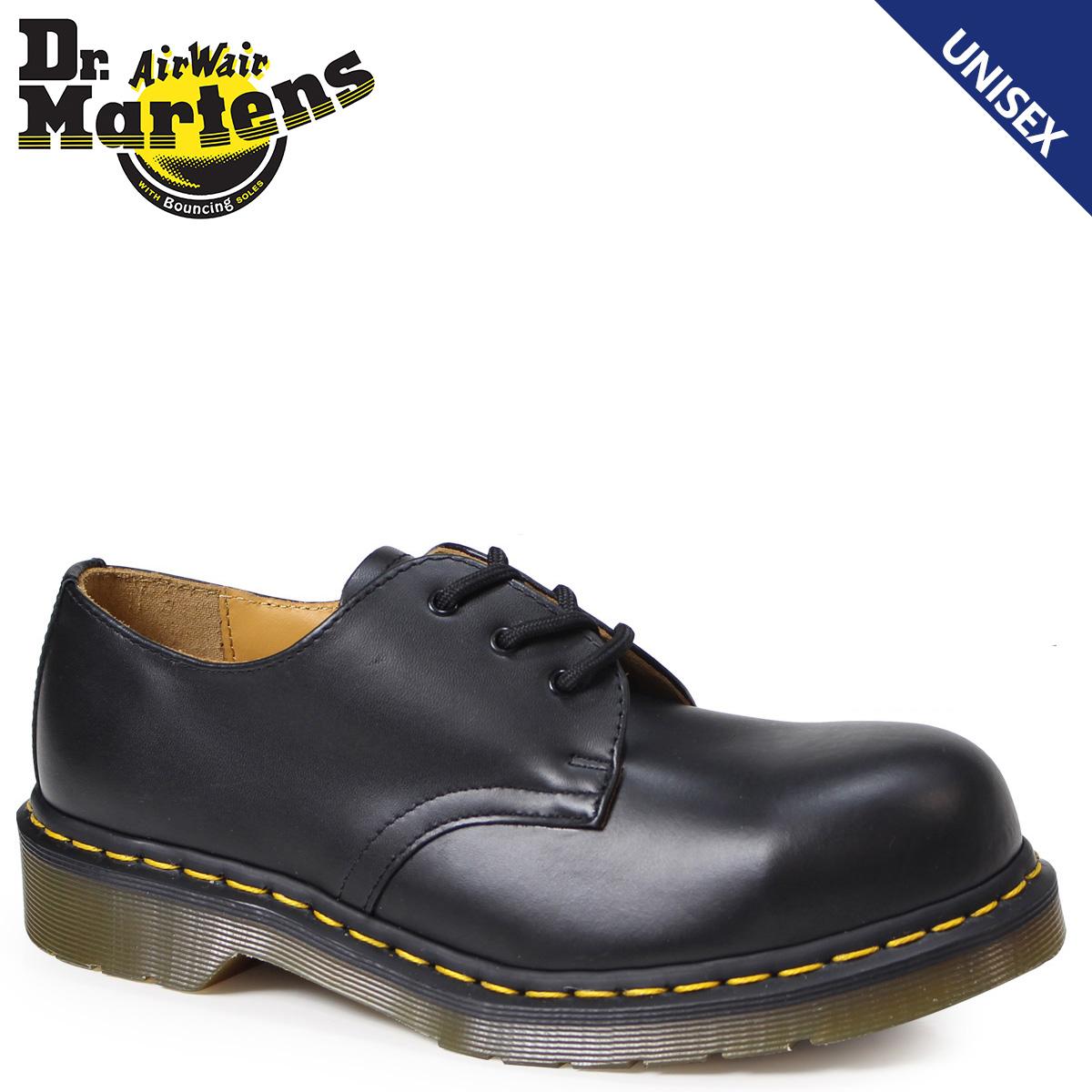 ドクターマーチン 3ホール レディース メンズ Dr.Martens 1925 5400 3アイレット シューズ 3EYE SHOE 192511021 ブラック